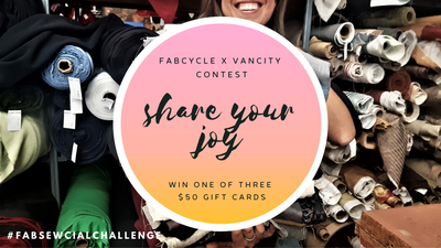 Special Giveaway Vancity x FABCYCLE