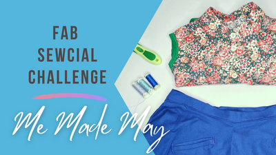 May: FAB Sewcial Challenge