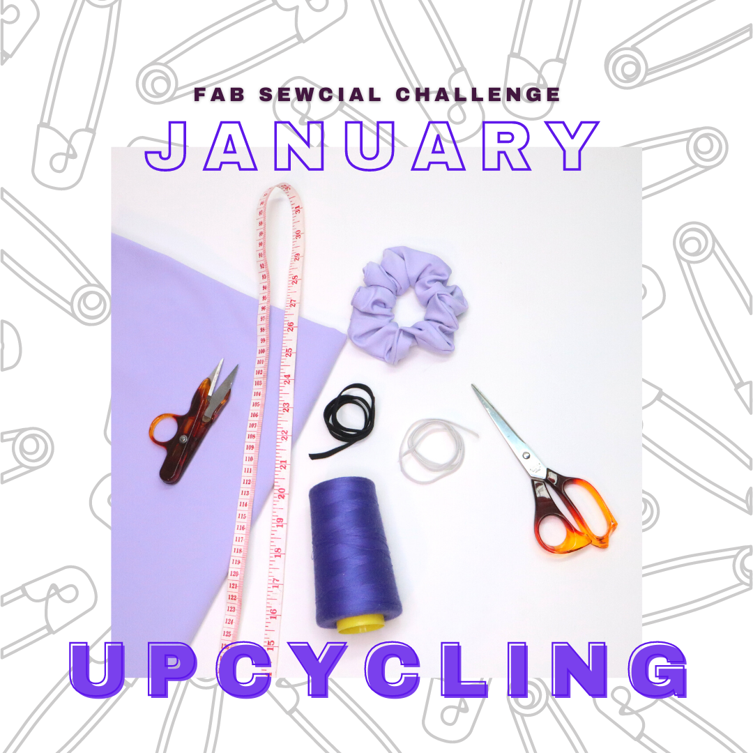 Fab Sewcial Challenge - Upcycling