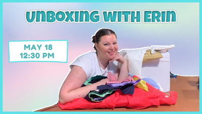 Unboxing with Erin!