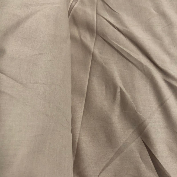 Plain Weave - Taupe  - 1/2 meter