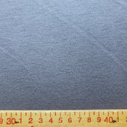 Tencel™ Organic Cotton Jersey -  Foggy Blue - 1/2 meter - FABCYCLE shop