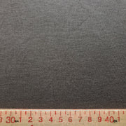 Tencel™ Organic Cotton Jersey -  Grey - 1/2 meter - FABCYCLE shop