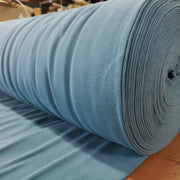 Cotton Polo Tubular - Teal 45 - 1/2 meter - FABCYCLE shop