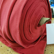 Cotton Polo Tubular - Red352 - 1/2 meter - FABCYCLE shop