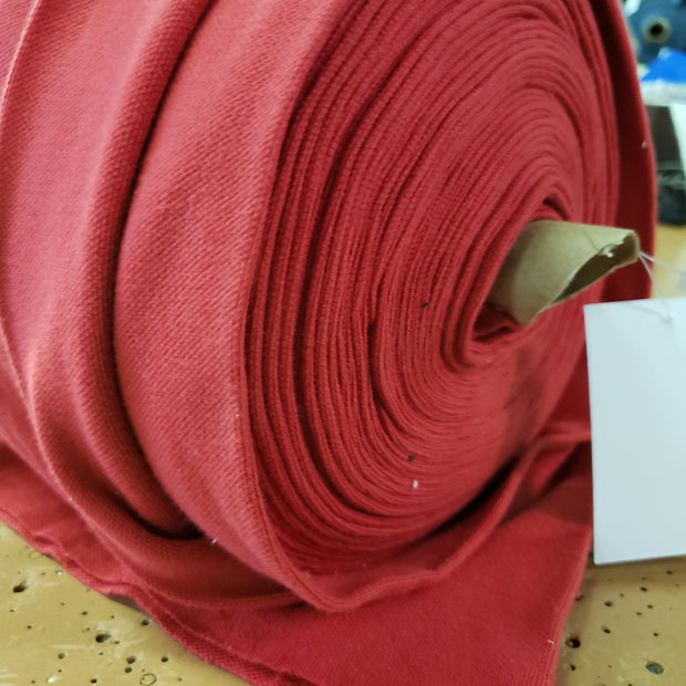 Cotton Polo Tubular - Red352 - 1/2 meter