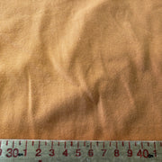 Cotton/Spandex Jersey- Unique Orange- 1/2 meter
