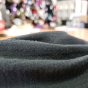 Vent Fleece  - Black- 1/2 meter