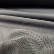 Polyester ProMesh Sport Jersey- Charcoal- 1/2 meter - FABCYCLE shop
