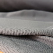 ProMesh Thinner 150 gsm Sport Jersey- Steal Grey - 1/2 meter - FABCYCLE shop