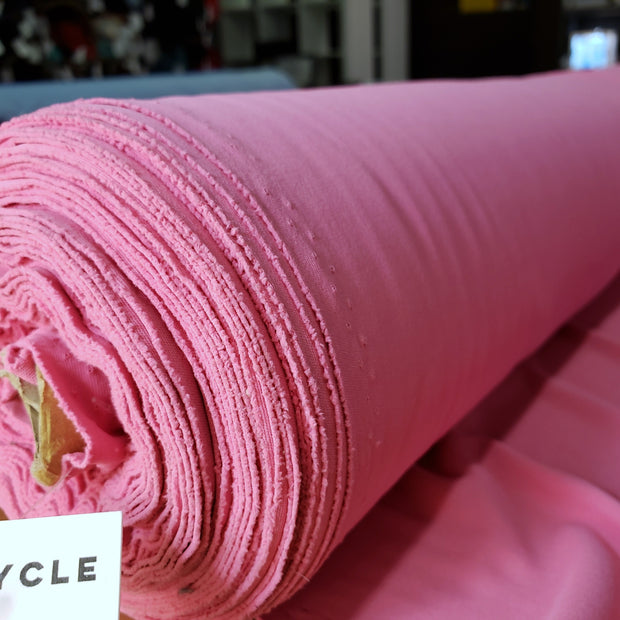 Sport Jersey  - Pink - 1/2 meter - FABCYCLE shop