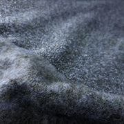 2 Textured Fleece - Mix Blue - 1/2 meter - FABCYCLE shop