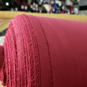 2 Way Sport Stretch- Berry Berry Red - 1/2 meter
