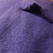 Hemp/ Organic Cotton / Spandex -Purple