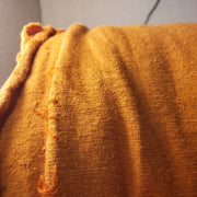 Hemp / Organic Cotton / Spandex - Orange - FABCYCLE shop