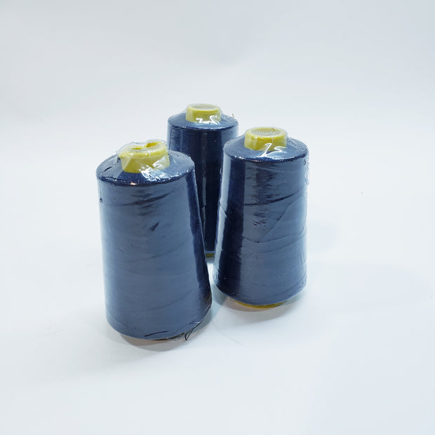 Polyester Thread - Navy Blue