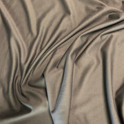 Soft Stretch - Dark Grey - 1/2 meter - FABCYCLE shop