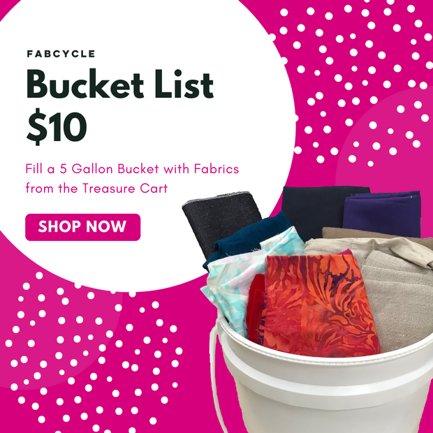 Bucket List for $10 - FABCYCLE shop