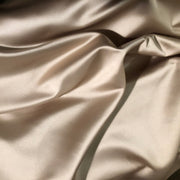 Champagne Queen - Satin Woven - 1/2 meter - FABCYCLE shop