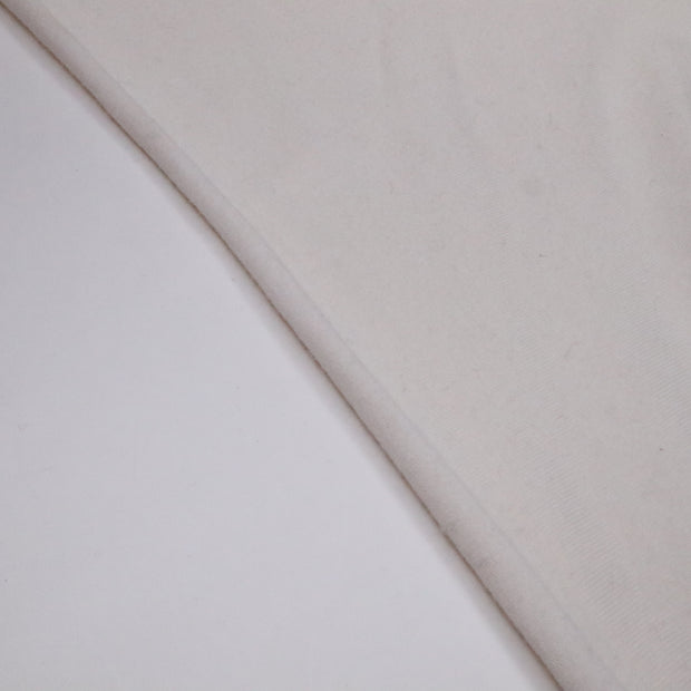 Winter Moon - Cotton Jersey Knit - Off White - 1/2 Meter