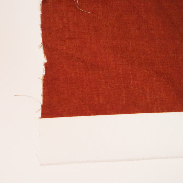 Copper Walls - Polyester Woven - Amber - 1/2 Meter
