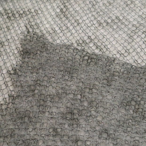 Smoke Show - Cotton Polyester Knit - Light Grey - 1/2 Meter