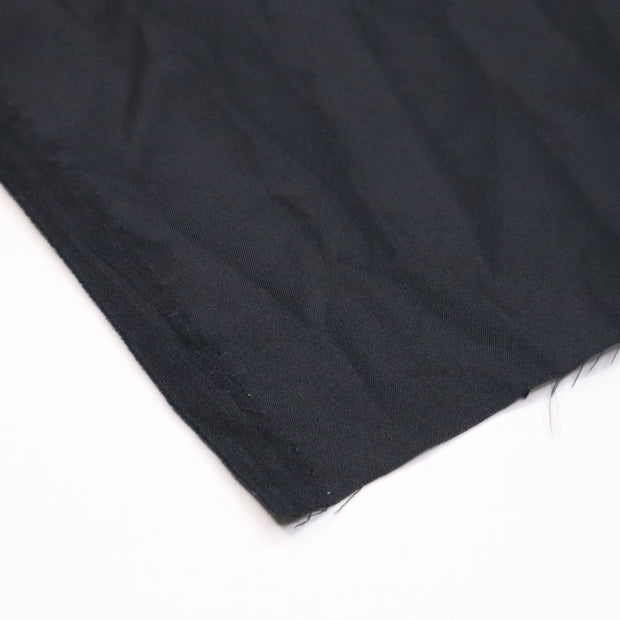 Midnight Shadows - Polyester Woven - Black - 1/2 Meter