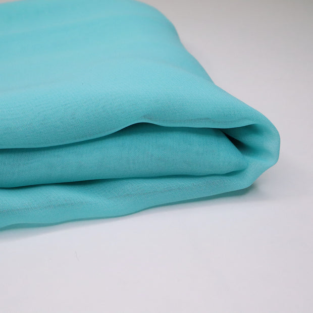 Ice Ice Baby - Polyester Woven - Turquoise - Bundles