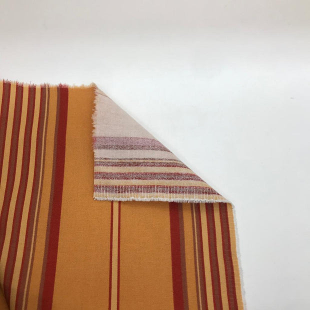 Strawberry Banana Toffee - Cotton Woven  - 1/2 Metre