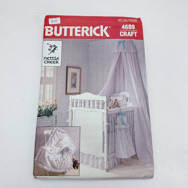 Sewing Pattern Butterick 4689