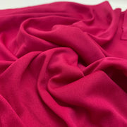 Sport Jersey - Polyester Knit - Fruit Punch - Red-Pink - 1/2 Meter