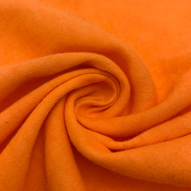 Honey Bee Pollen - Knit - Orange - 1/2 Meter