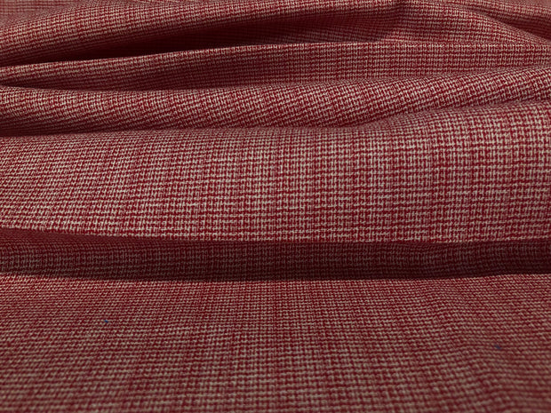 Red Desert - Woven - 1/2 meter - FABCYCLE shop