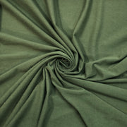 Jade Roller - Bamboo Cotton Stretchy Jersey - Pistachio Green - 1/2 Meter