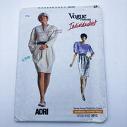 Sewing Pattern - Women - Adri - Vogue 2013
