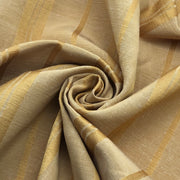 Woven Wheat - Cotton Polyester Blend - Beige / Gold - 1/2 Meter