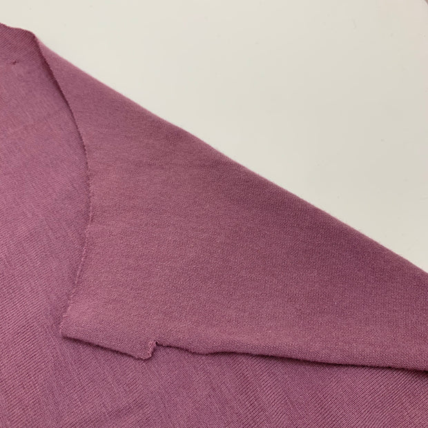 Mauve Dream - Bamboo/Cotton Stretch Jersey - Knit - 1.9M Bundle