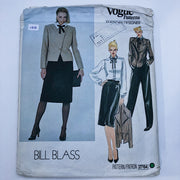Sewing Pattern - Women - Bill Blass - Vogue 2764