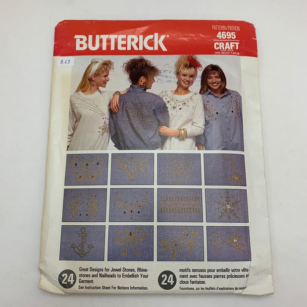 Sewing Pattern Butterick 4695