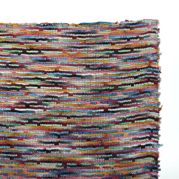 Ornamental Sunset - Polyester Knit - Multicolour - 1/2 Meter