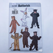 Sewing Pattern - Kids - Butterick 3238
