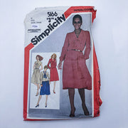 Sewing Pattern - Women  - Simplicity 5166