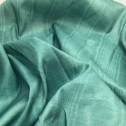 Mermaid Lagoon - Poly Woven - Green - 1/2 Meter