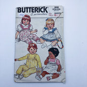 Sewing Pattern - Kids - Butterick 3038