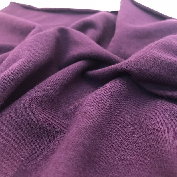 Royal Purple - Tencel/Organic Cotton French Terry - 2.79M Bundle
