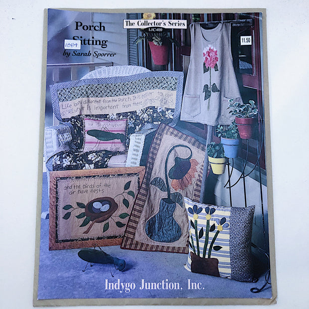 Sewing Pattern - Crafts - Sarah Sporrer - Indygo Junction 400