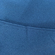 Cocktails on the Sea - Polyester Twill - Deep Blue - 1/2 Meter