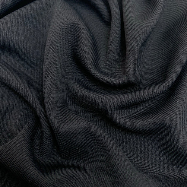 Chitosante Sport Jersey - Coal - Black - 1/2 Meter
