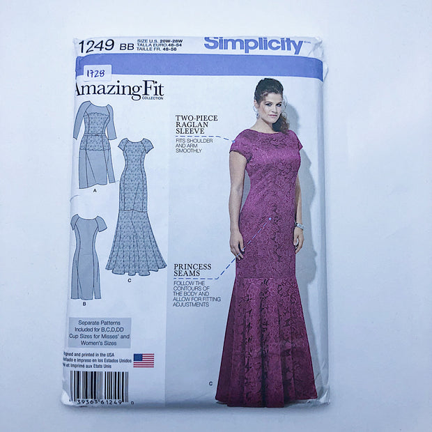 Sewing Pattern - Women - Simplicity 1249