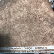 Murky Gold - Transfertex Design - Woven Upholstery - Golden Brown - 1/2 Meter